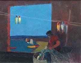ALTAMIRANO Arturo Pacheco Oil on Canvas