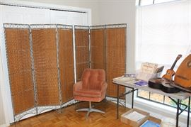 Woven Screens, Desk Chair