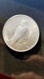 1922 Liberty Silver Dollar