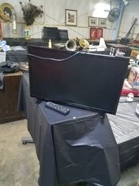 """24"""" Insignia television (works great)"""