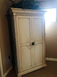 Lovely Armoire With Storage