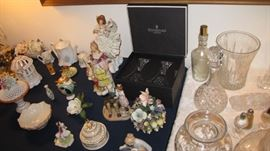 Selection of Lenox, Waterford and more.