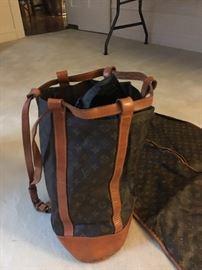 Bucket Bag Louis Vuitton