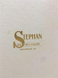 Stephan Gallery in Alaska