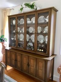china cabinet by White