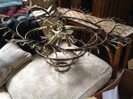 Kramer / Benini chandelier