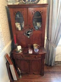 Antique Hutch - $ 320.00