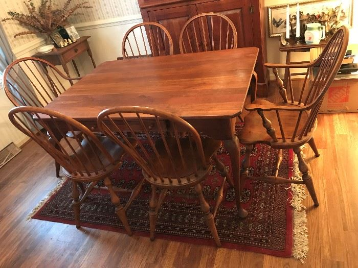 Table / 6 Chairs $ 360.00