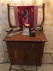 Antique Wash Stand $ 140.00