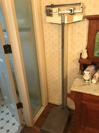 Vintage Standing Scale $ 100.00