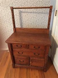 Antique Wash Stand $ 160.00