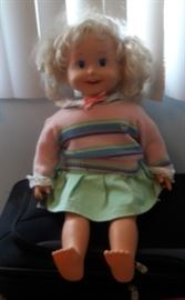 80's Cricket doll.