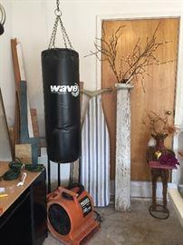 Wave Punching Bag
