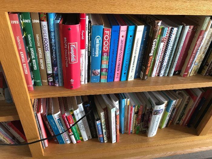 Cook books/media