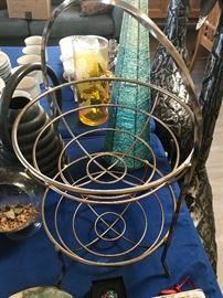 Bread basket (metal)