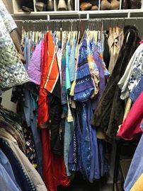 Women's clothing (Sizes XL and XXL)