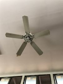 Ceiling Fans (light kits also available)