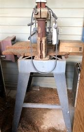 Radial Arm Saw (needs new deck)