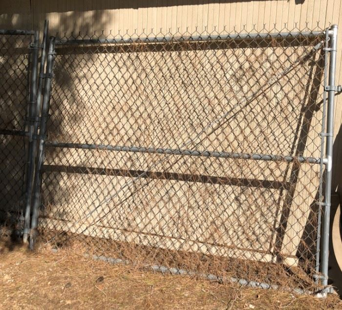 Heavy Gauge Chain Link Fence
