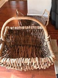 Primitive Twig Basket