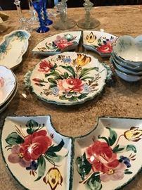 Nice Italian Pottery