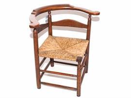 10EK Provincial Corner Chair