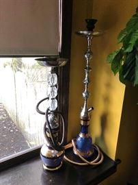 hookah pipes