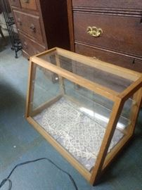 Need a display cabinet???  I'll have two of these!!