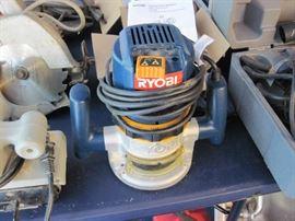 Ryobi Router