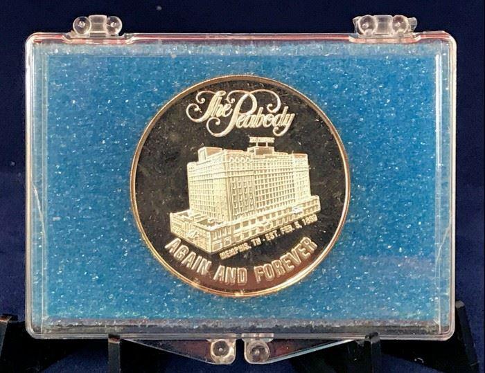 1981 Peabody Hotel Commemorative, Ser. #300
