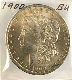 Morgan Dollar, 1900-O