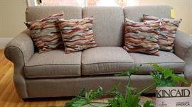 Kincaid Herringbone Sofa