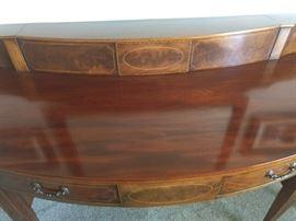 Hepplewhite Sideboard Top