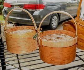 LARGE BASKET COLLECTION