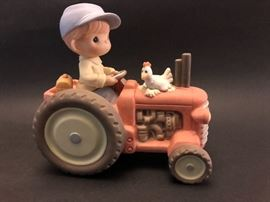 Bringing In The Sheaves Precious Moments Figurine, just one of the many Precious Moments figurines available.
