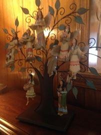 Native American ornaments