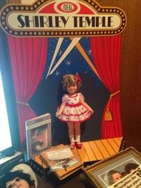 Shirley Temple Doll, Catalogs, Memorabilia, books