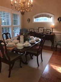 Pennsylvania House Dining Set