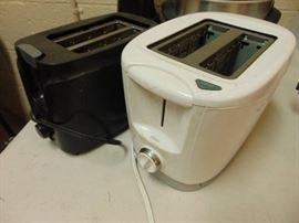 2 Toasters.
