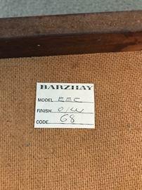 Barzilay!