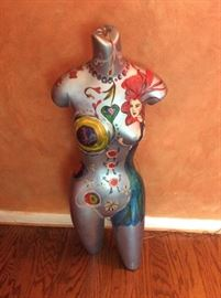 Body form art