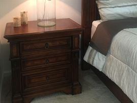 Ashley Classical Style nightstand