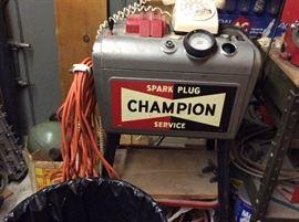 CHAMPION SPARK PLUG TESTER