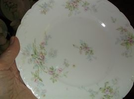 Theodore Haviland Limoges china set