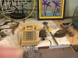 Telephone, etc.