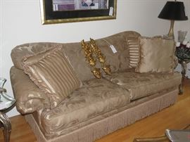 DECARATER SOFA AVAILABLE FOR EARLY SALE.  $250.00.