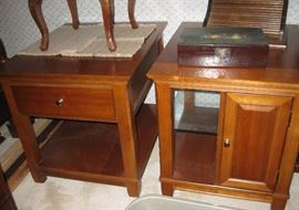 Thomasville Brand End Tables