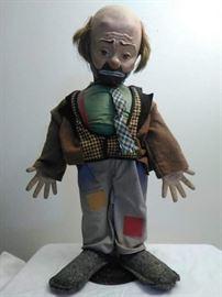 Emmett Kelly's Willie the Clown https://ctbids.com/#!/description/share/46768