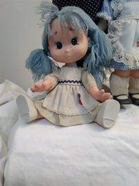 Vintage Dolls - Little Debbie, Gum Drop, Poor Pitiful Pearl https://ctbids.com/#!/description/share/46770