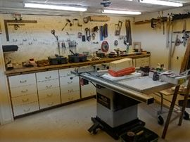 Woodworking tools!